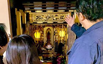 お仏壇のクリーニング・修復の専門で安心!