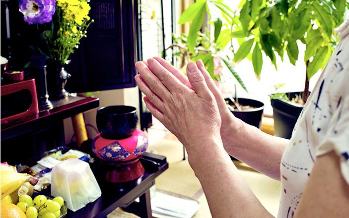 お仏壇を安置する方角について