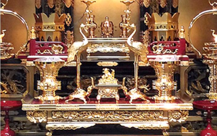 お仏壇の飾り方(祀り方)